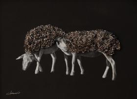 Moutons de fer