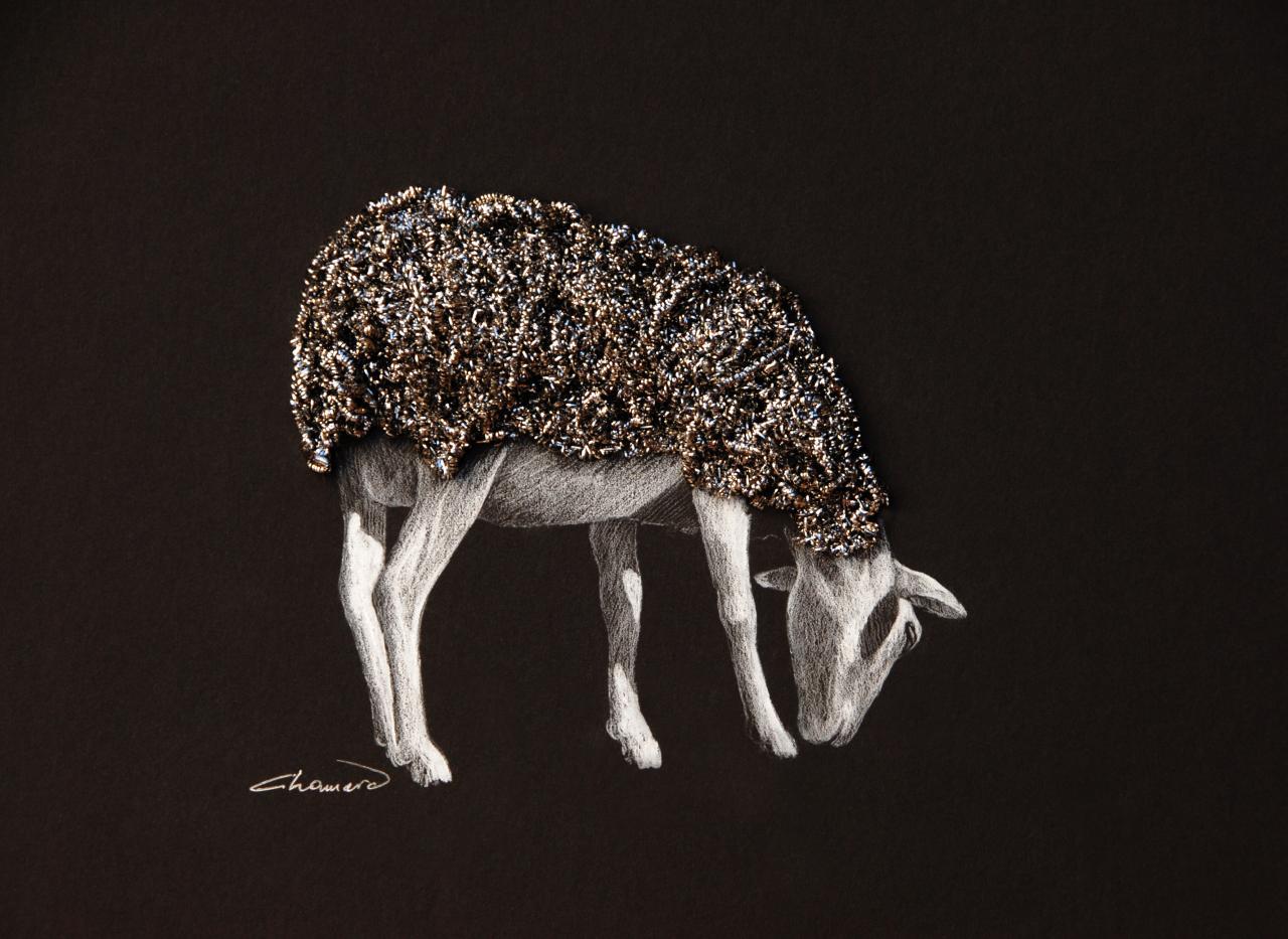 Mouton de fer