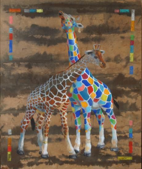 Les Girafes de Venise