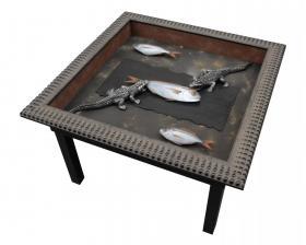 table des crocodiles