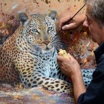 travail leopard