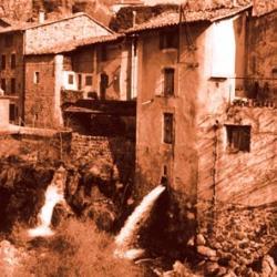 maison natale Burzet