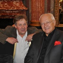 avec Wojtek Siudmak